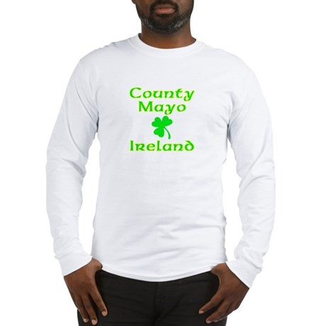 County Mayo, Ireland Long Sleeve T-Shirt
