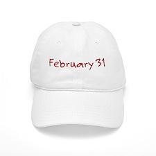 February 31 Baseball Cap