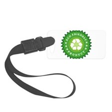 ECO Friendly Product Luggage Tag