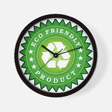 ECO Friendly Product Wall Clock