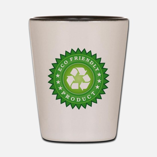 ECO Friendly Product Shot Glass