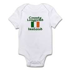 County Longford, Ireland Infant Bodysuit
