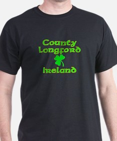 County Longford, Ireland T-Shirt