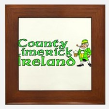 County Limerick, Ireland Framed Tile