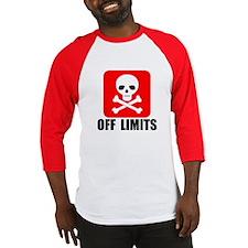 OFF LIMITS Baseball Jersey