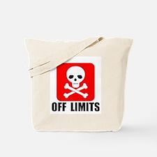 OFF LIMITS Tote Bag
