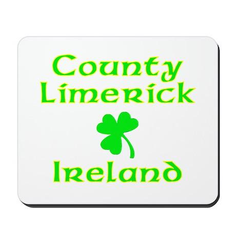 County Limerick, Ireland Mousepad