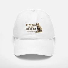 Pit Bull Pilot Baseball Baseball Cap