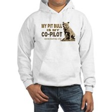 Pit Bull Pilot Hooded Sweatshirt