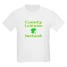 County Leitrim, Ireland Kids T-Shirt