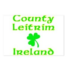 County Leitrim, Ireland Postcards (Package of 8)