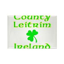 County Leitrim, Ireland Rectangle Magnet (100 pack