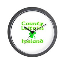 County Leitrim, Ireland Wall Clock