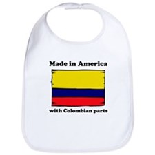 Made In America With Colombian Parts Bib