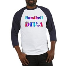 Handbell Diva Baseball Jersey