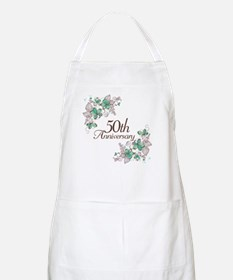 50th Anniversary Keepsake Apron