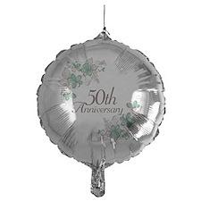50th Anniversary Keepsake Balloon
