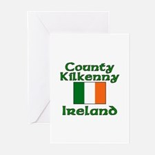 County Kilkenny, Ireland Greeting Cards (Package o