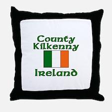 County Kilkenny, Ireland Throw Pillow