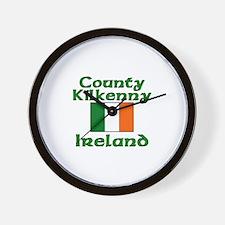 County Kilkenny, Ireland Wall Clock