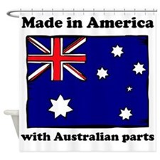 Made In America With Australian Parts Shower Curta