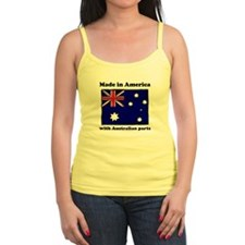 Made In America With Australian Parts Tank Top