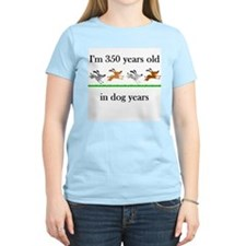 50 birthday dog years 1 T-Shirt