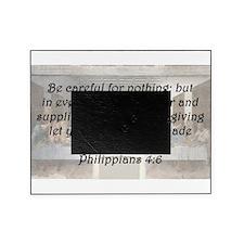 Philippians 4:6 Picture Frame