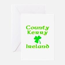 County Kerry, Ireland Greeting Cards (Pk of 10