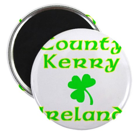 "County Kerry, Ireland 2.25"" Magnet (10 pack)"
