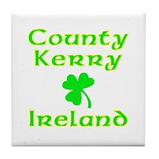 County Kerry, Ireland Tile Coaster