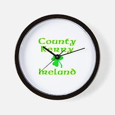 County Kerry, Ireland Wall Clock