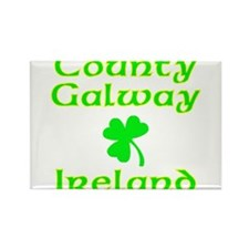 County Galway, Ireland Rectangle Magnet (100 pack)