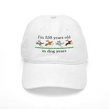 50 dog years birthday 2 Baseball Hat