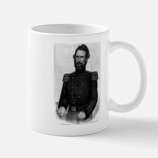 Brig. General Nathl. Lyon - 1861 Mug