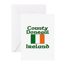 County Donegal, Ireland Greeting Cards (Package of