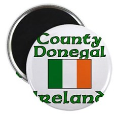 County Donegal, Ireland Magnet