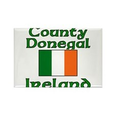 County Donegal, Ireland Rectangle Magnet