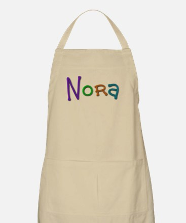 Nora Play Clay Apron