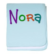 Nora Play Clay baby blanket