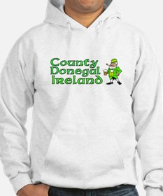 County Donegal, Ireland Hoodie
