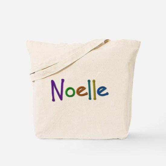 Noelle Play Clay Tote Bag