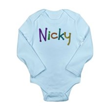 Nicky Play Clay Body Suit