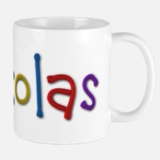 Nickolas Play Clay Mug