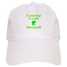 County Cork, Ireland Baseball Cap