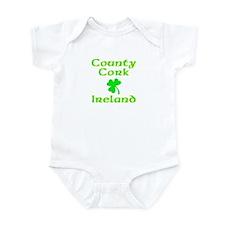 County Cork, Ireland Infant Bodysuit