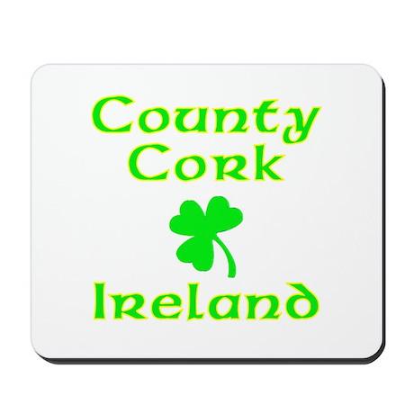 County Cork, Ireland Mousepad