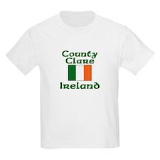 County Clare, Ireland Kids T-Shirt