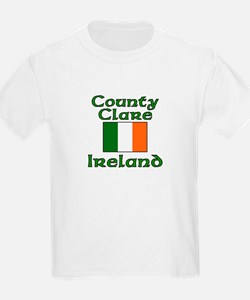 County Clare, Ireland Kids T-Shirt