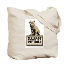 Vintage Best Friend Tote Bag
